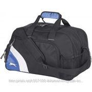 Сумка спортивная Slazenger 119530 Спортивная сумка от Slazenger Черный насыщенный,Синий фото