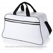 Сумка спортивная Unbranded 119740 Спортивная сумка Белый,Черный насыщенный фото