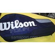 Сумка для для большого тенниса Wilson фото