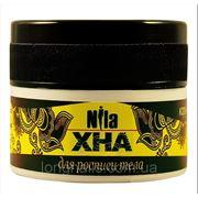 Хна для тату и росписи тела Nila, черная. 12 гр