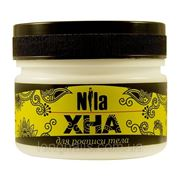 Хна для тату и росписи тела Nila, черная. 50 гр