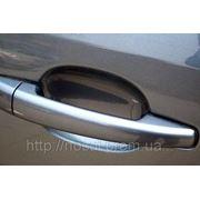 Пленка защит 4шт от царапин дверные ручки протектор Car Door Handle Scratch Protector - невидимы после наклейки; - защита от царапин и др.повреждени фото
