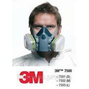 Противогазовые полумаски 3M™ серии 7500 фото