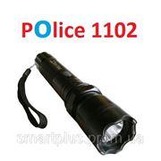 Police 1102 *Scorpion* электрошокер с фонарем, безупречное качество, шокер Police 1102 фото