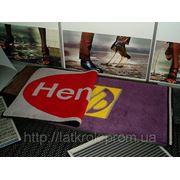 Грязезащитные коврики с логотипом Iron Horse фото