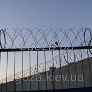 Егоза Стандарт 400/3 спиральный барьер фото