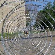 Егоза Стандарт 700/7 спиральный барьер безопасности СББ фото