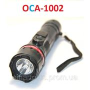 Электрошокер с фонариком ОСА-1002, безупречное качество, Шокер 1002 фото