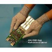 ESD перчатки для монтажных работ фото
