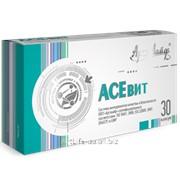 Комплекс витаминов с антиоксидантом АСЕвит фото