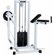 Тренажер для ягодичных мышц Inter Atletik Gym ST/131 радиальный