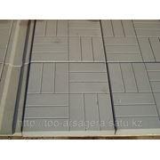 Плита бетонная тротуарная Марки 6К