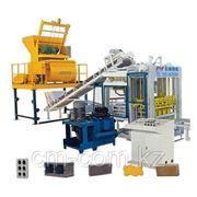 Оборудование для производства строительных блоков QT 4-15