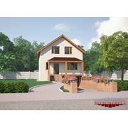 Проектирование дачных домов фото