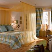Шторы, постельное белье, скатерьти для гостинниц, санаториев, баз отдыха и ресторанов фото
