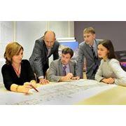 Строительно-техническая экспертиза. Определение соответствия построенного здания требованиям норм и здания на проектирование. фото