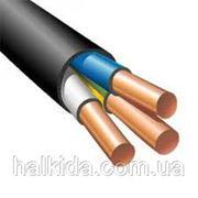 Силовой медный кабель ВВГ 3х16 фото