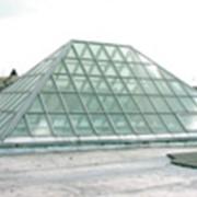 Сады зимние из стекла фото