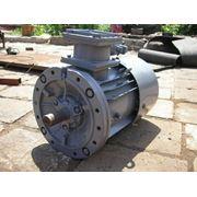 Электродвигатель ВРП 180 S4 (22 кВт 1500 об) фланец фото