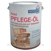 Краска наружная для дерева, Aidol Pflege-Ol, на основе льняного масла фото