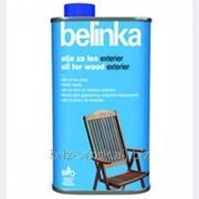 Масло 0,5 л. С ВОСКОМ для древесины Belinka Артикул 45604 фото