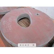 Механическая обработка металла. Обработка металлопроката для башен ветрогенераторов фото