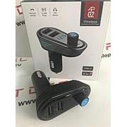 AP02 Беспроводная связь Bluetooth FM Передатчик Модулятор Авто Набор MP3-плеер фото