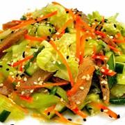 Микс (перец, сельдерей, специи, морковь). Ассорти овощное фото