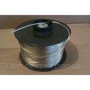 Трос металлополимерный-2-15 фото