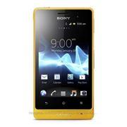 Sony Xperia Go ST27i (yellow) фото