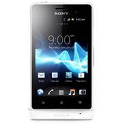 Sony Xperia Go ST27i (white) фото