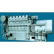 Дизель-генераторы ДГРА 320/500 ДГРА 500/500-1 ДГРА 800/750 для установки на судах неограниченного района плавания в качестве источников питания энергией силовых и осветительных установок при одиночной и параллельной работе фото
