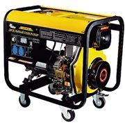 Дизельный генератор Кентавр ЛДГ 505 ЭК фото