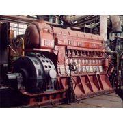 Дизель-генераторы и двигатель-генераторы Д100 фото