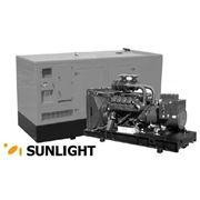 Дизельная электростанция генератор SIS-400 фото