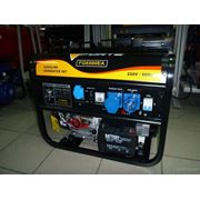 Бензиновый генератор FORTE FG6500EA с блоком автоматики фото