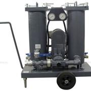 Фильтрация жидкости: Дизельное топливо Скорость потока До 100 л/мин Степень очистки, микрон: 5 Водоотделение: нет Соединение, дюйм: Сепаратор 66150 GESPASA для очистки бензина, керосина,дизельного топлива фото