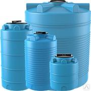 Вертикальные пластиковые баки для воды 100 - 10 000 л фото