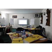 Проведение конференций семинаров тренингов в загородном комплексе Успех фото