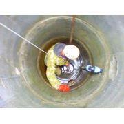 Чистка и ремонт колодцев. фото