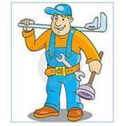 Сантехнические услуги и вызов сантехника Купить и установить сантехнику в доме квартире фото