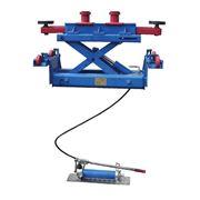 ПНК-1 Автомобильный подъемник канавный навесной г/п 3 т привод гидравлический ручной ручное передвижение установка на канаву 930 мм фото