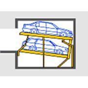 Парковочные подъемники фото