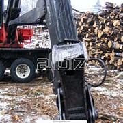 Лесозаготовительная техника фото