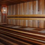 Баня на дровах и травяная терапия фото