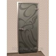 Под заказ межкомнатные двери с рисунком фото