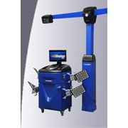 Стенд развал-схождения 3 D стенды развал схождение 3D (2ух камерный) Techno Vector (Россия) 7 3D фото