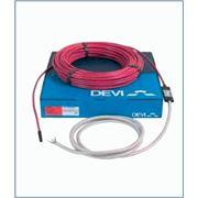 Электрические кабельные теплые полы DEVI Дания гарантия 10 лет. фото