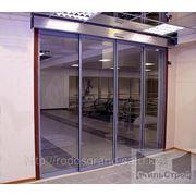 Автоматические двери на фотоэлементах