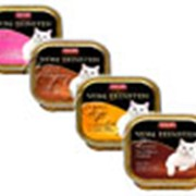 Корм Animonda Vom Feinsten Adult паштет (в лотке) для кошек 100 гр фото